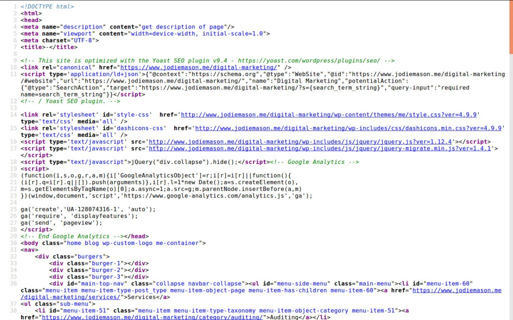 Why does source code matter in SEO